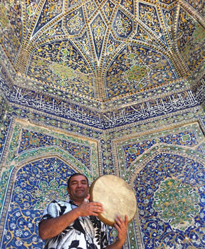 Doira and Uzbek Music