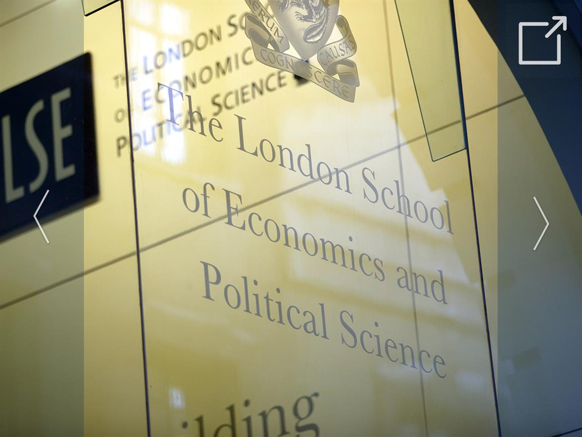 "Quarter Abroad UK, ""Political Science at the London School of Economics"" (Info Session)"