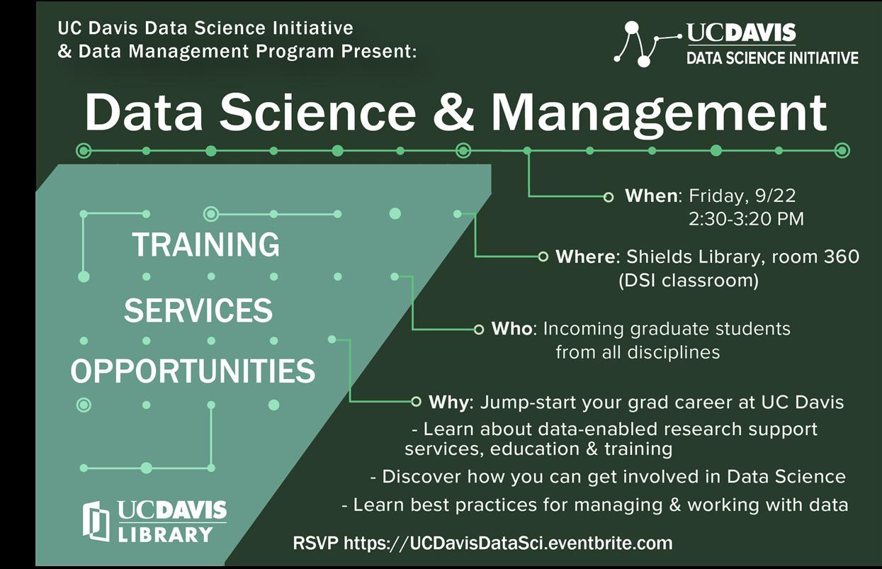 Data Science & Management Workshop