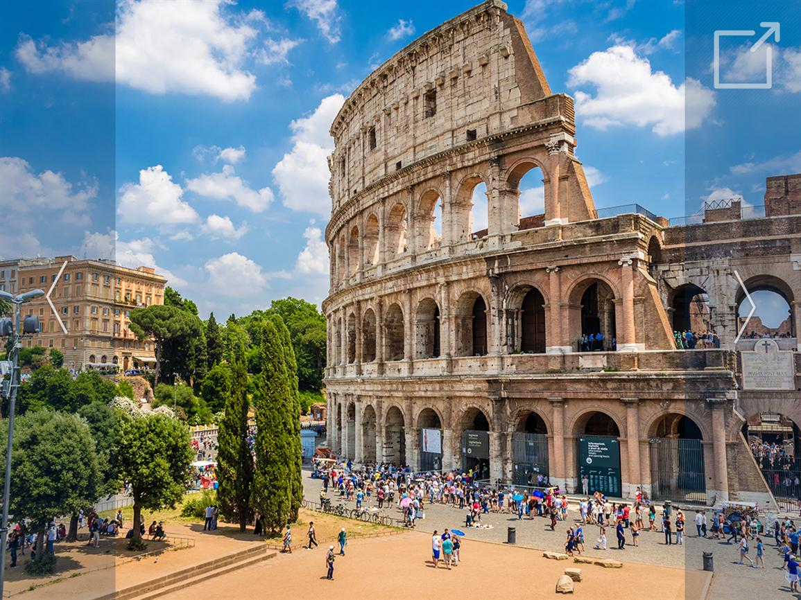 "Summer Abroad Italy, ""Rome - Art, Culture, History in the Eternal City"" (Info Session)"
