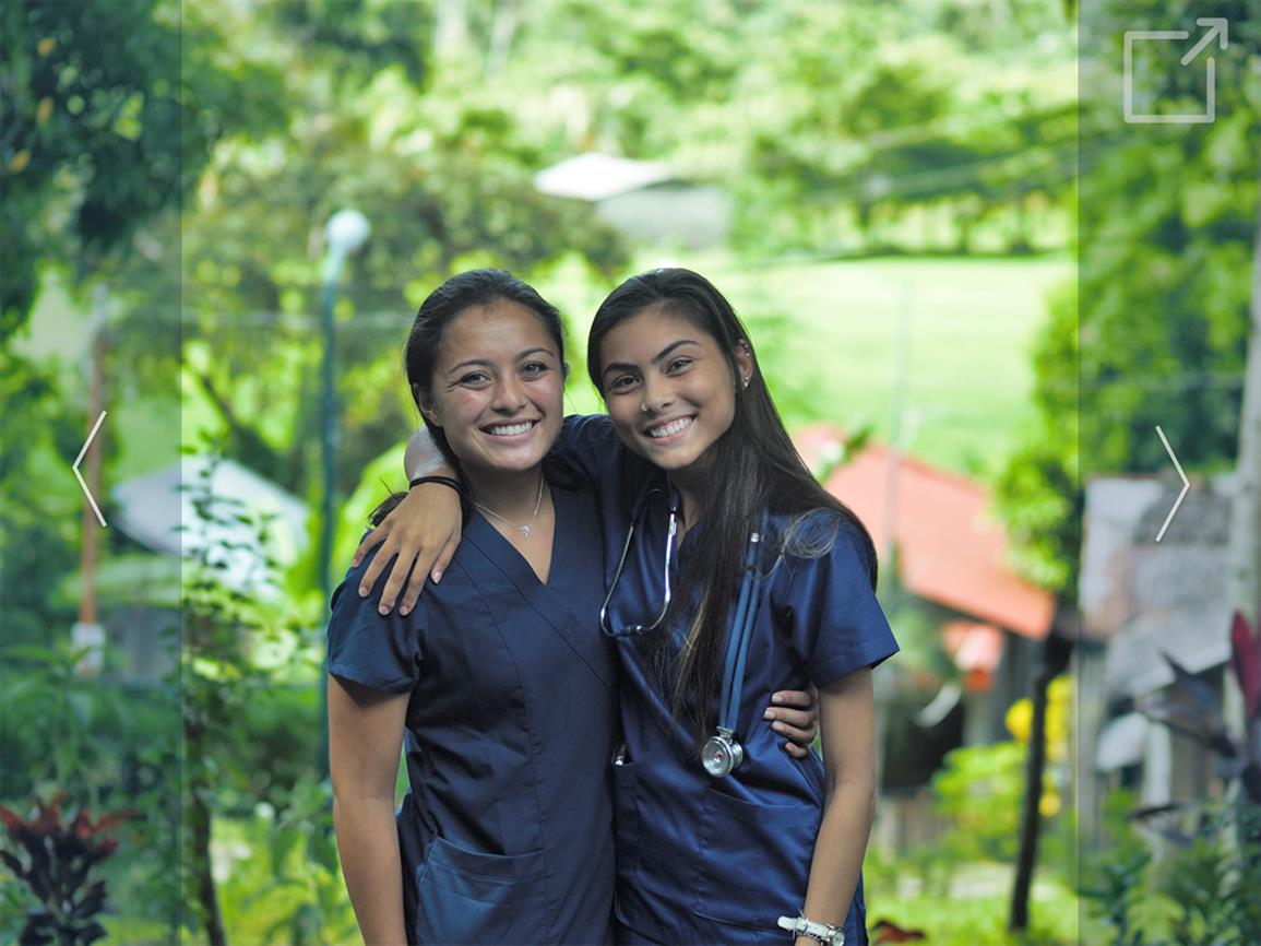 Summer Abroad Internships in Global Health - International (Info Session)