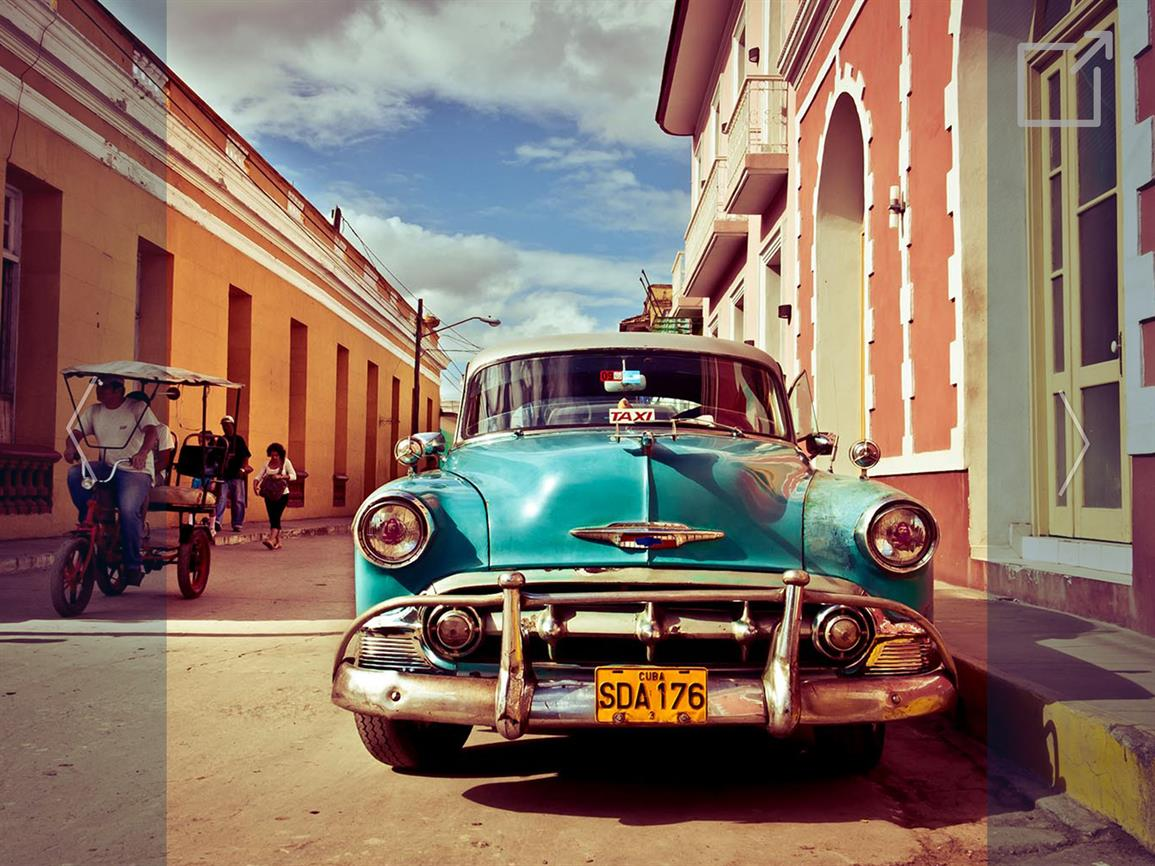 "Summer Abroad Cuba, ""Revolutionary Cuba"" (Info Session)"