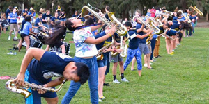 Cal Aggie Band-uh! Summer Jam-uh!