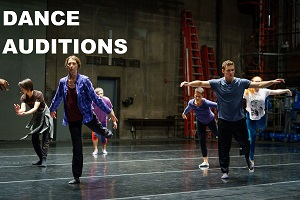 "Dance: ""Outside the Lines"" Auditions"
