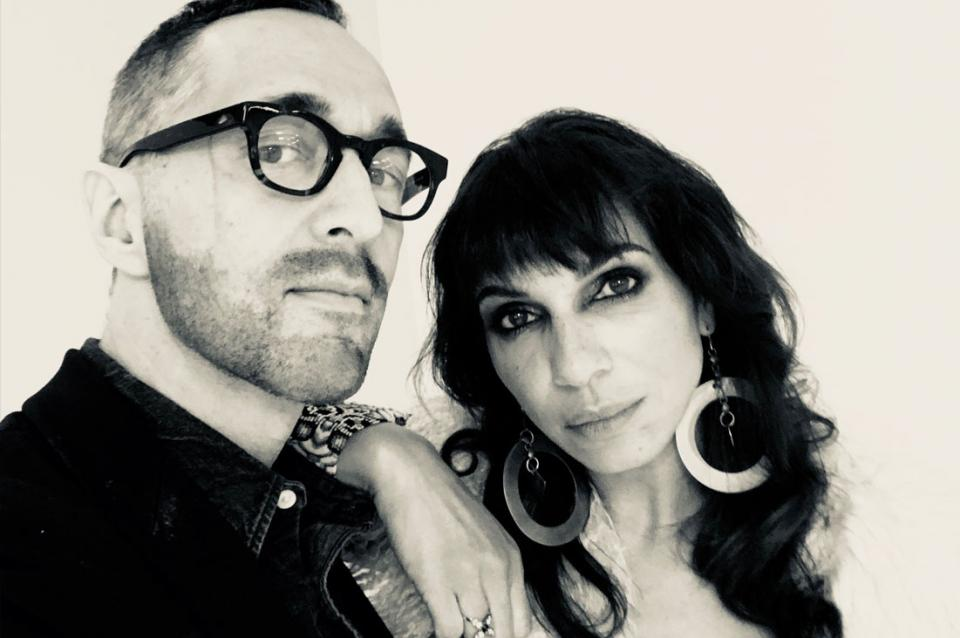 Lara Downes, piano, and Theo Bleckmann, voice