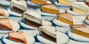 The Delirious Sorrow of Cheerful Things: The Art of Wayne Thiebaud