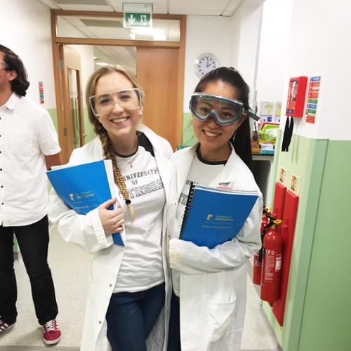 "Quarter Abroad UK, ""Organic Chemistry in Nottingham"" (Info Session)"