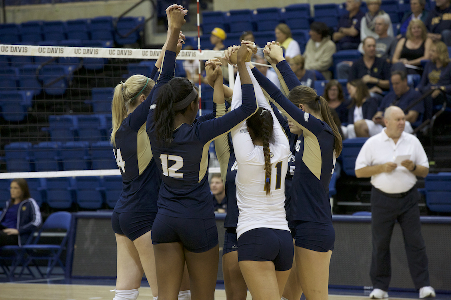 Volleyball vs. Northern Arizona