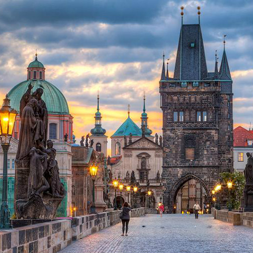 "Summer Internship Abroad Czech Republic, ""Business and Communication"""
