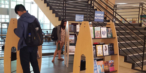 Summer Library Tours