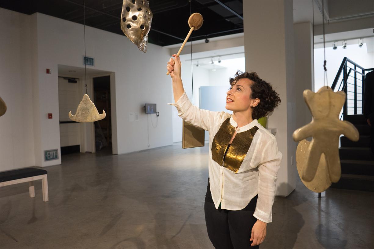 Visiting Artist Lecture Series, Amanda Cachia