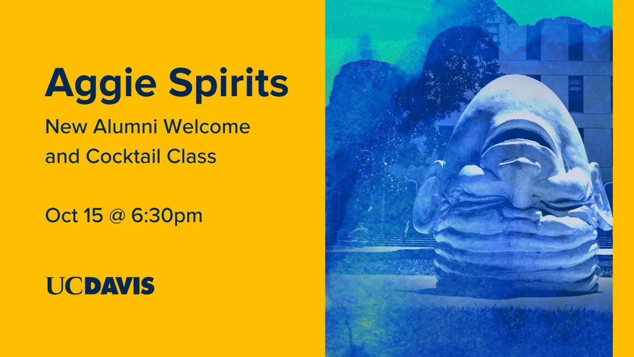 Aggie Spirits: New Alumni Welcome