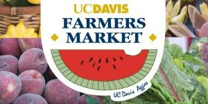 UC Davis Farmers Market: Opening Day