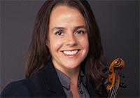 Hrabba Atladottir, violin