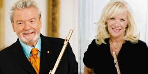 Concert: Sir James Galway and Lady Jeanne Galway