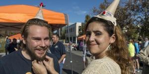 1st-Year Birthday Bash: Community Celebration