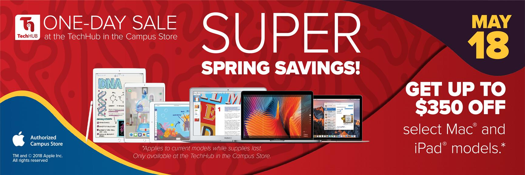 Apple® One-Day Sale