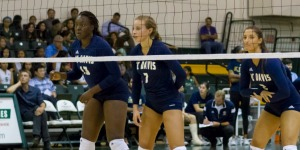Volleyball vs. Cal State Fullerton