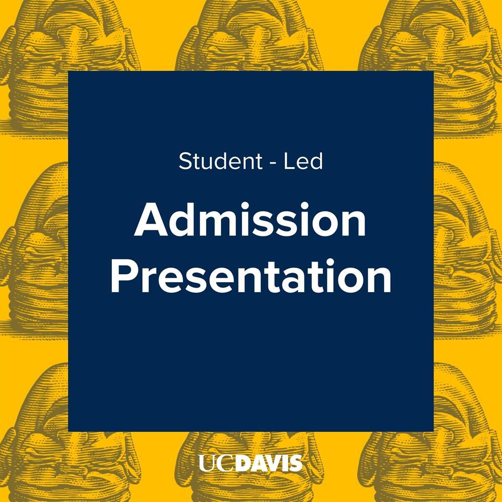 Admission Presentation