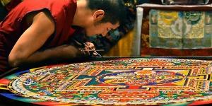 CANCELED - Book Project: Sand Mandala