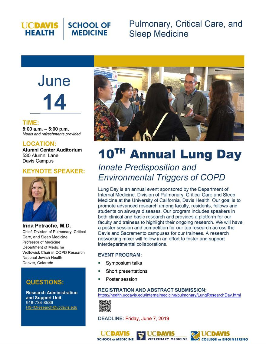 Tenth Annual Lung Day