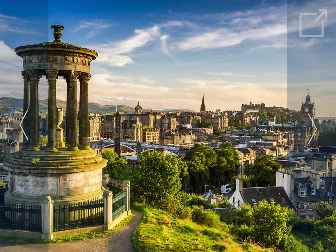 "Summer Abroad UK, ""Scottish Tales"" (Info Session)"
