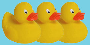 The Duck Dash: Streaming Live!