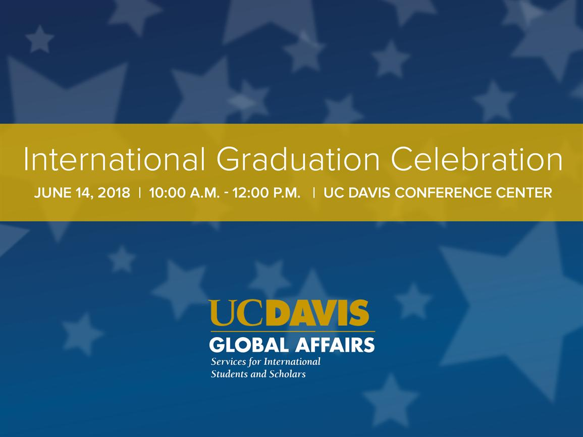 International Graduation Celebration