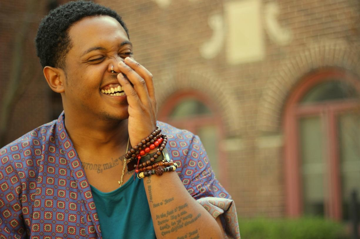 Creative Writers Series: Danez Smith