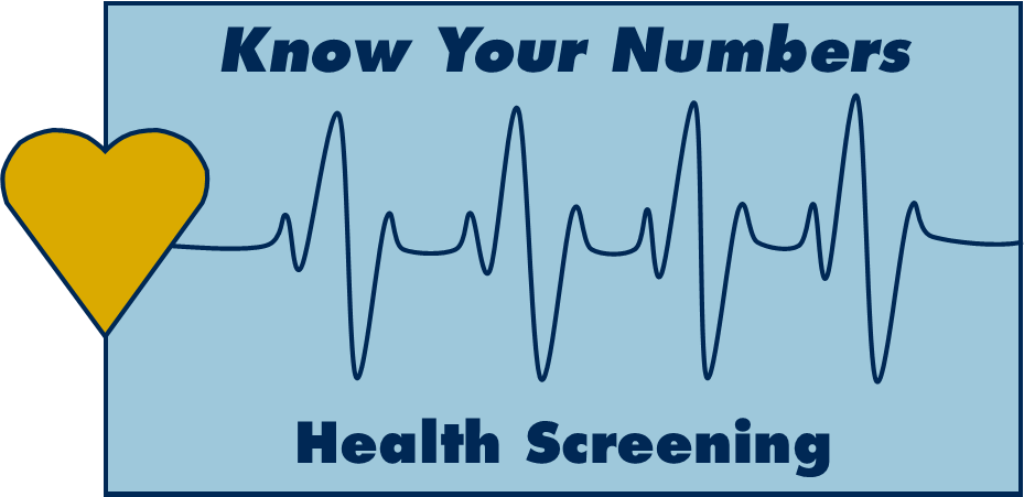 Know Your Numbers Health Screening
