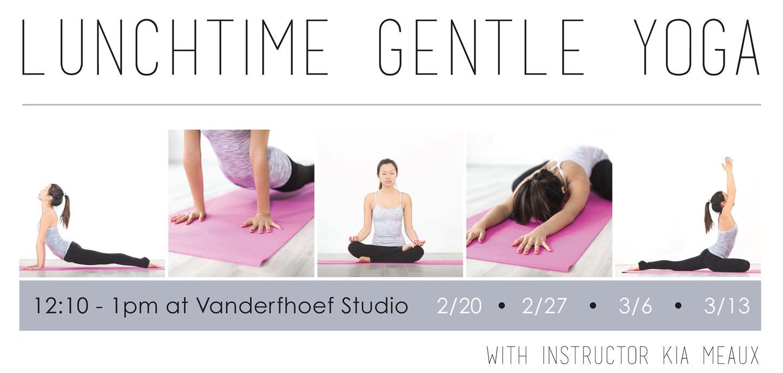 Lunchtime Gentle Yoga