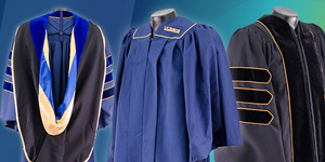 1-Day Commencement Regalia Sale