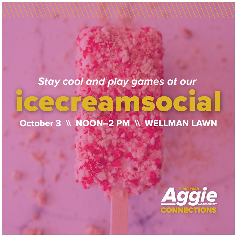 FYAC Fall Ice Cream Social