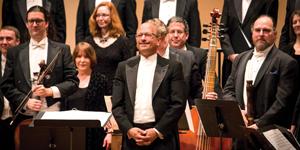 "American Bach Soloists: Handel's ""Messiah"""