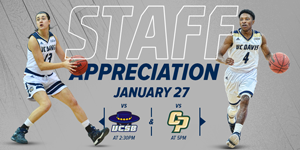 Staff Appreciation: Basketball Doubleheader