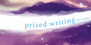 """Prized Writing"" Debut and Ceremony"
