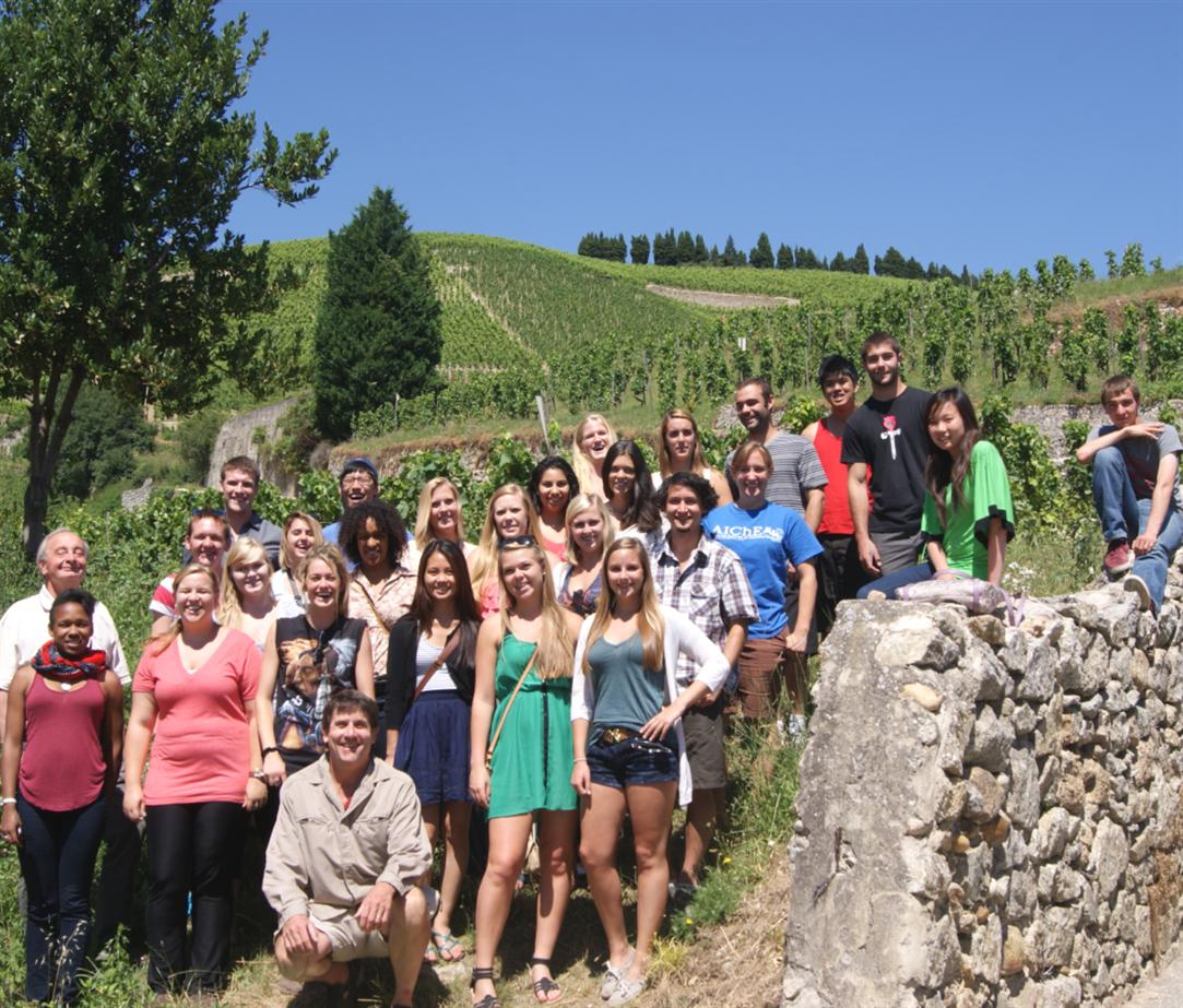 "Summer Abroad France, ""Introduction to Winemaking"" - Info Session"