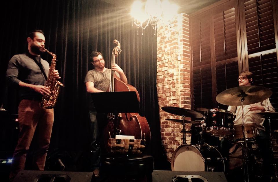 Alex Jenkins Trio