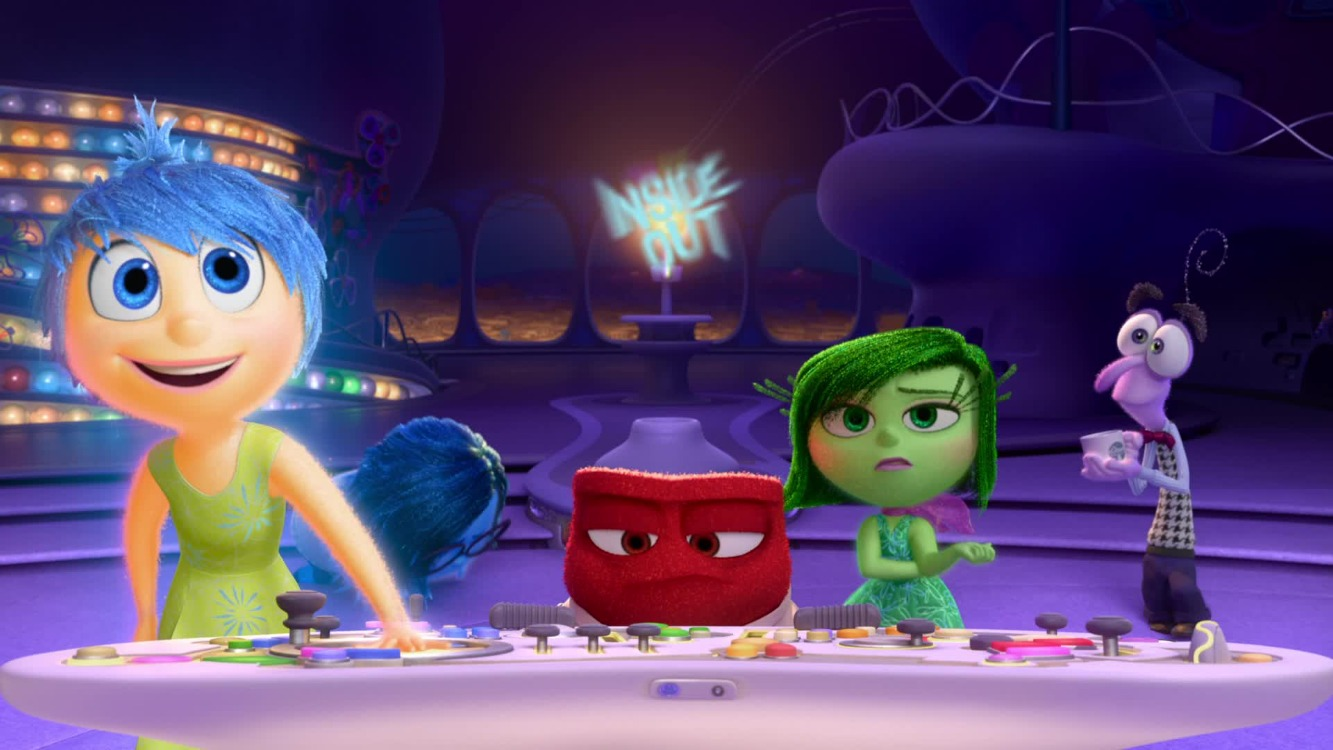 Book Project: Screening of Inside Out