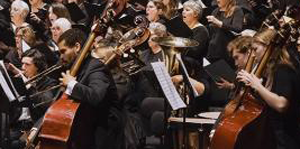 Symphony Orchestra, and University and Alumni Choruses