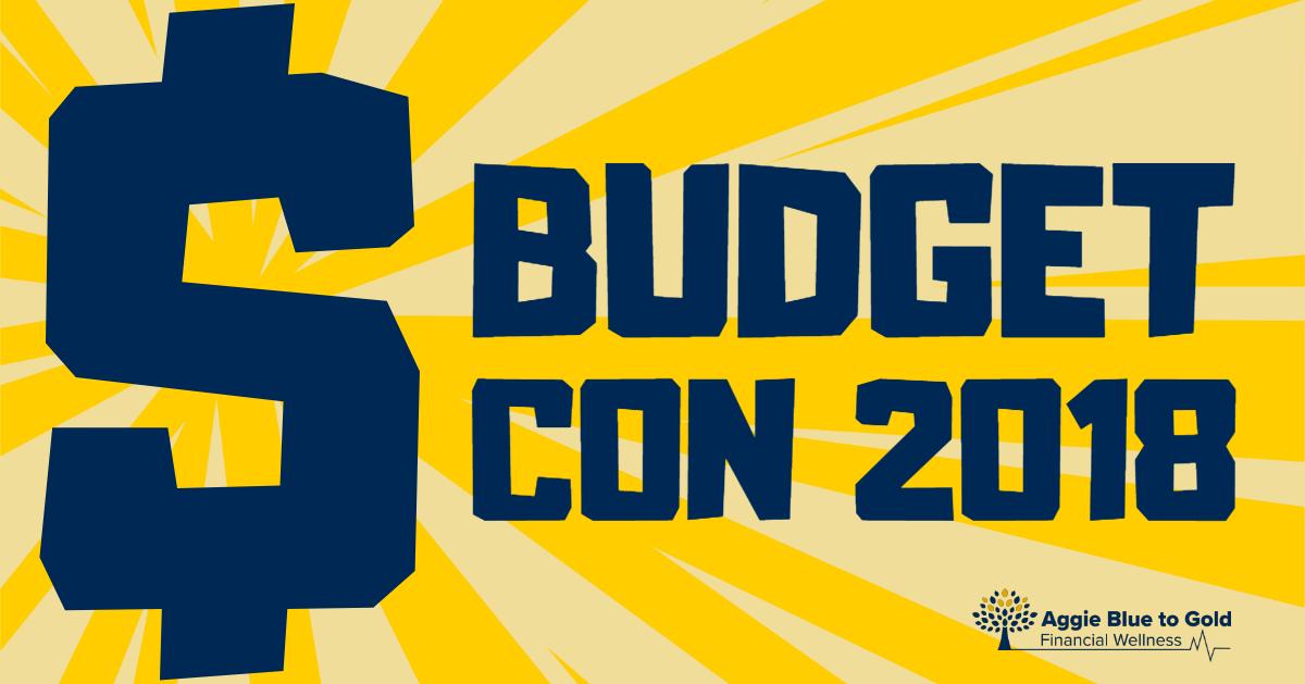 Budget Con 2018