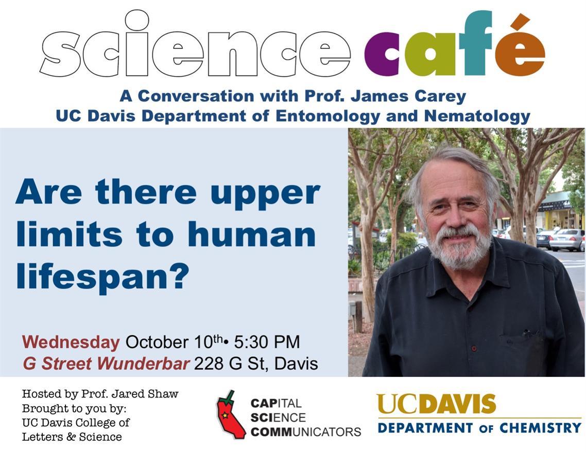 Davis Science Cafe