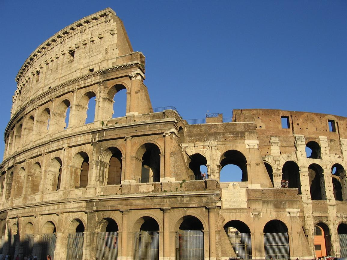 "Summer Abroad Italy, ""Rome — Art, Culture, History in the Eternal City"" - Info Session"