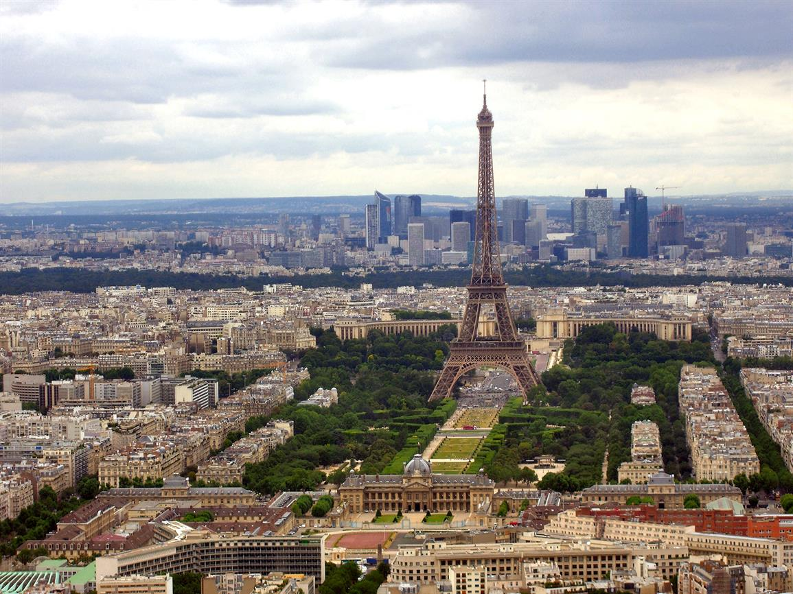 "Summer Abroad France, ""Americans in Paris"" - Info Session"