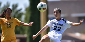 Women's Soccer vs. Sacramento State