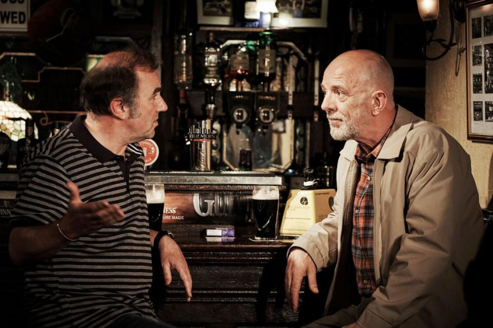 Abbey Theatre: Two Pints by Roddy Doyle
