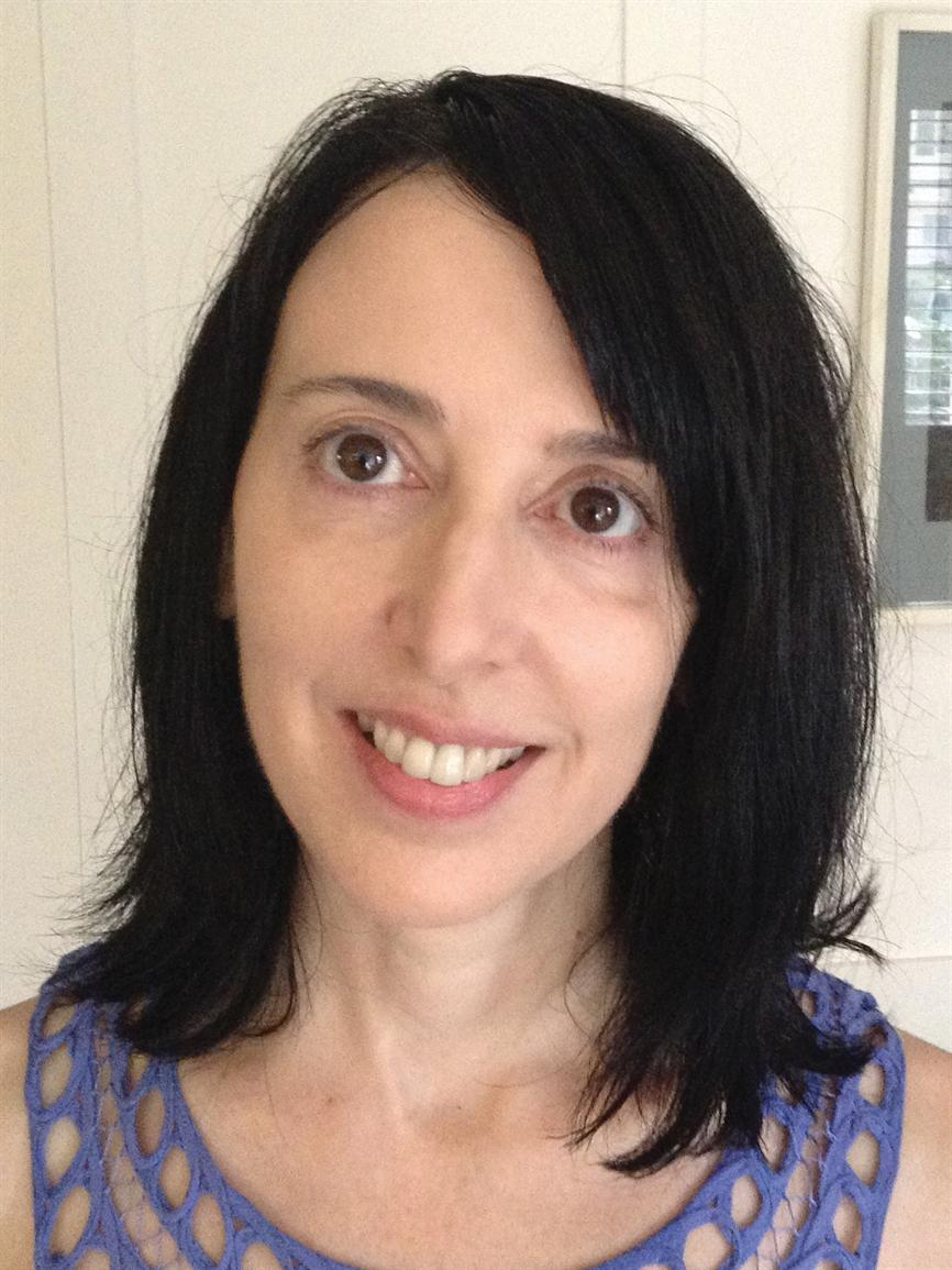 Creative Writing Reading Series: Deb Olin Unferth