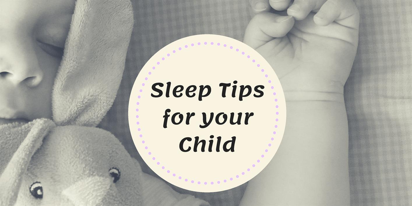Children's Sleep Tips Workshop