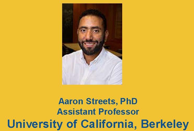 Biophotonics and Bioimaging Seminar Series: Aaron Streets PhD