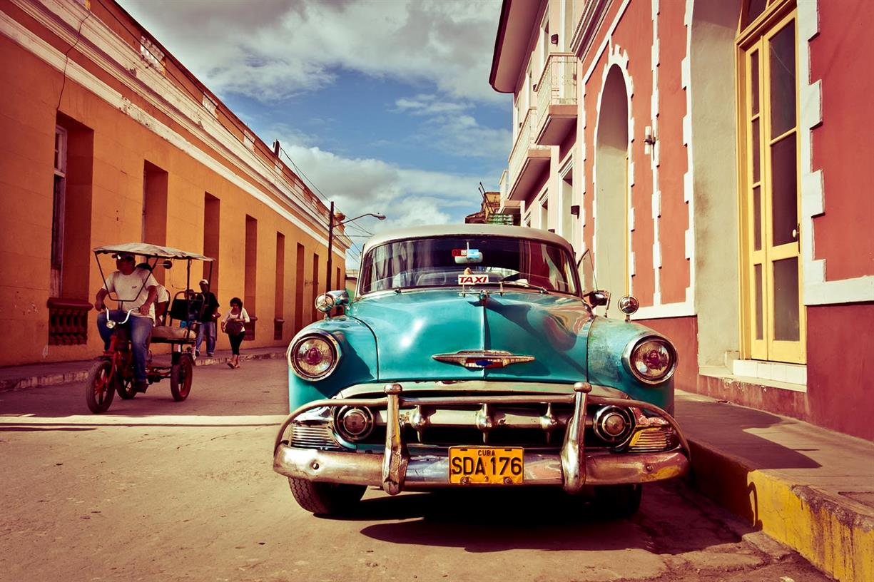"Summer Abroad Cuba, ""Revolutionary Cuba"" - Info Session"